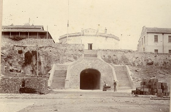 Round_House_Fremantle 19th C