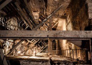 prison tunnel tours in Fremantle