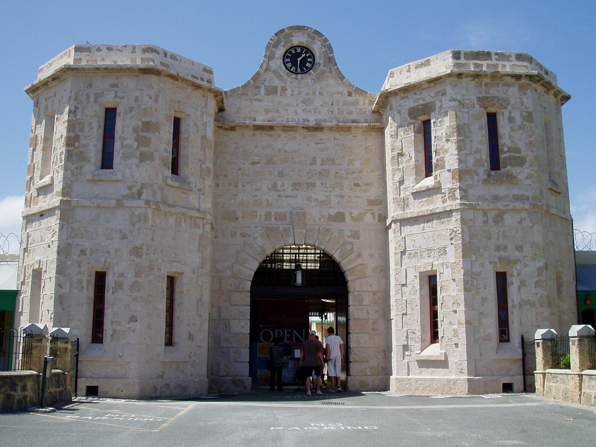 Stone building