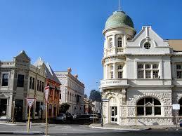 Fremantle's cityscape